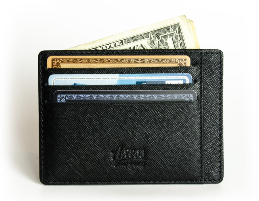 Axess RFID-blocking Compact Wallet