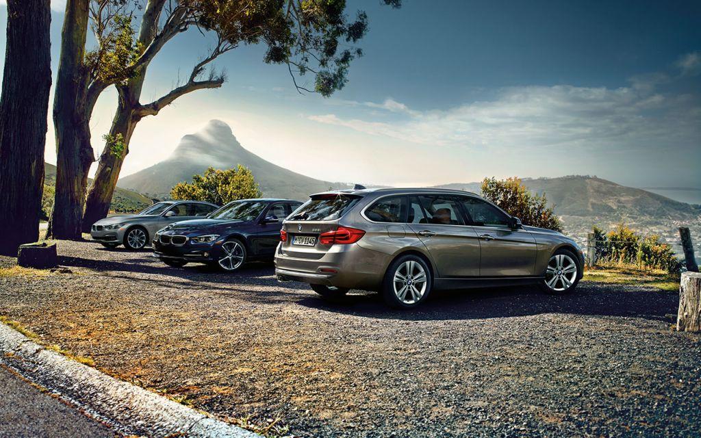 BMW 3 Series Sports Wagon