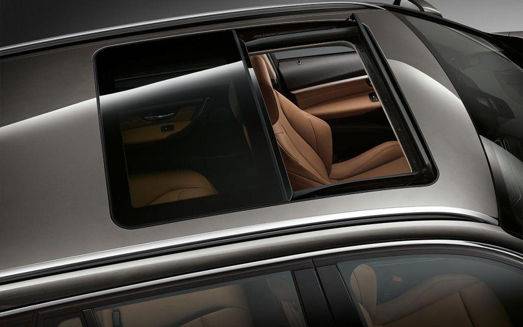 BMW 328i Sports Wagon with sunroof
