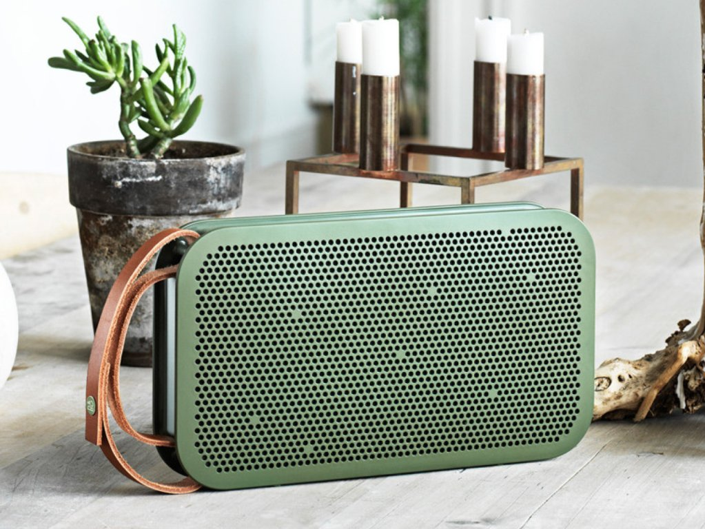B&O Play A2 - high-end bluetooth speaker