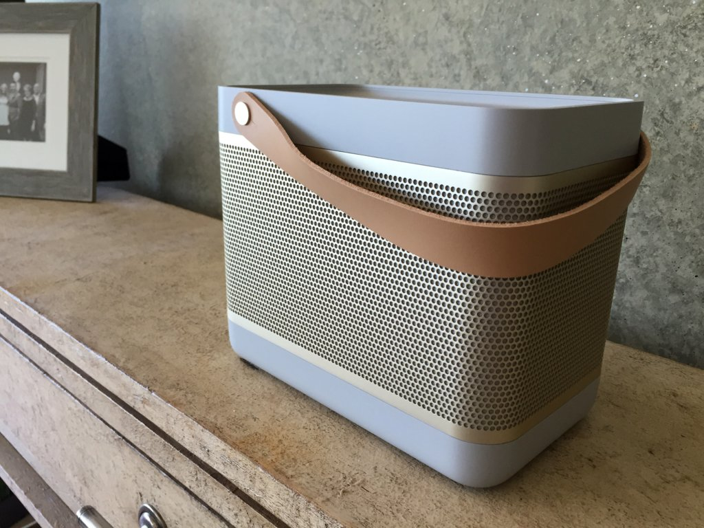 B&O Play by Bang & Olufsen Beolit 15 - high-end bluetooth speaker