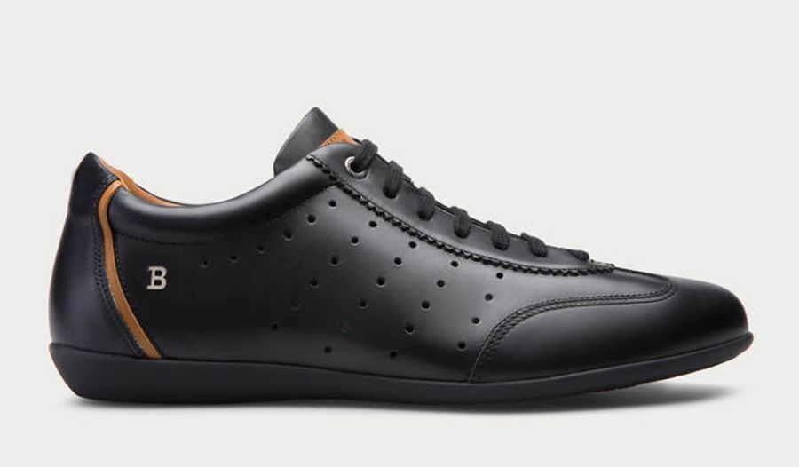 Bally Halvin – Men's Leather Trainer