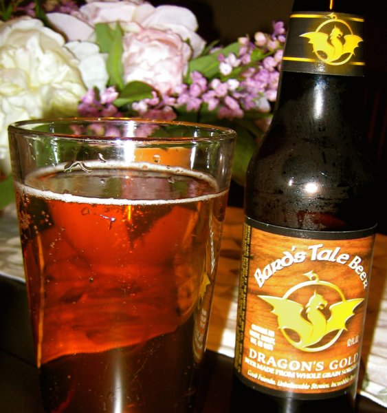 Bards Tale Dragons Gold - gluten-free beer
