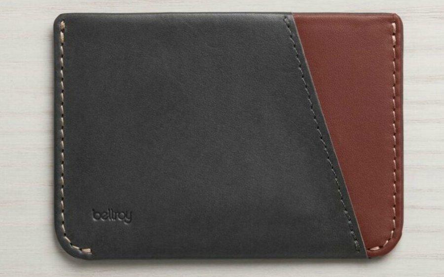 Bellroy Micro Sleeve - minimalist wallet