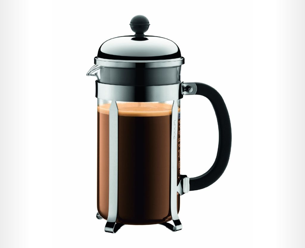 best french press 16 sophisticated coffee makers. Black Bedroom Furniture Sets. Home Design Ideas