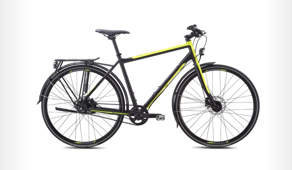 Breezer Beltway Elite bike