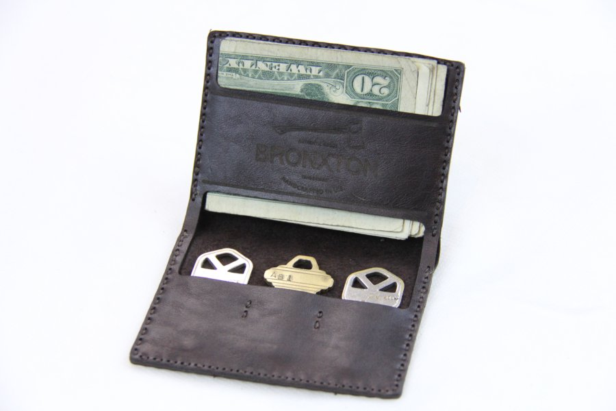 Bronxton The Key - minimalist wallet