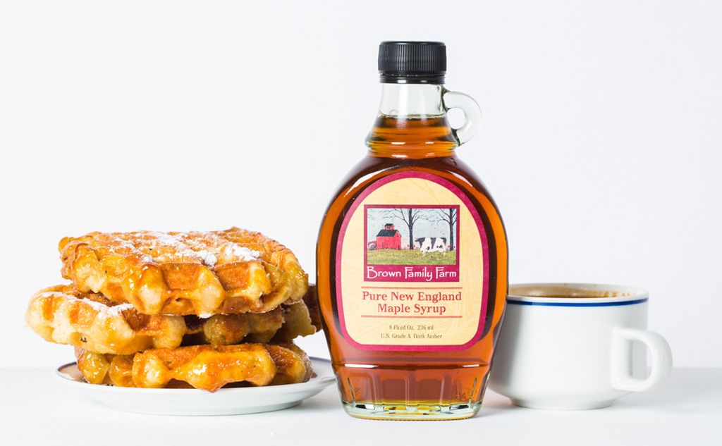 Brown Family Farm – Maple Syrup