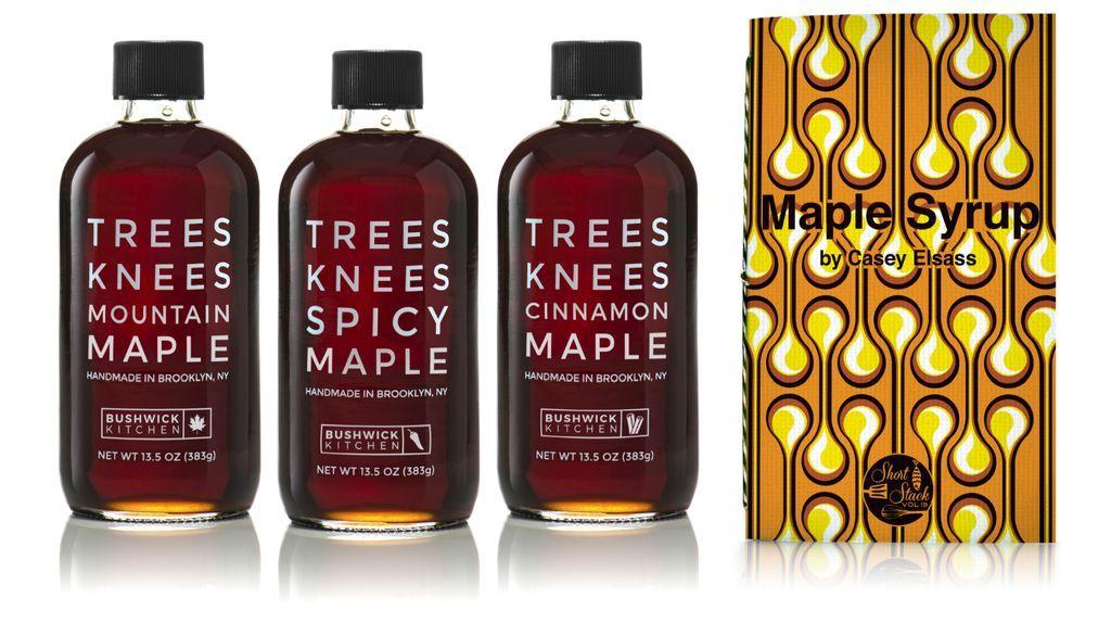 Bushwick Kitchen Trees Knees Maple Madness