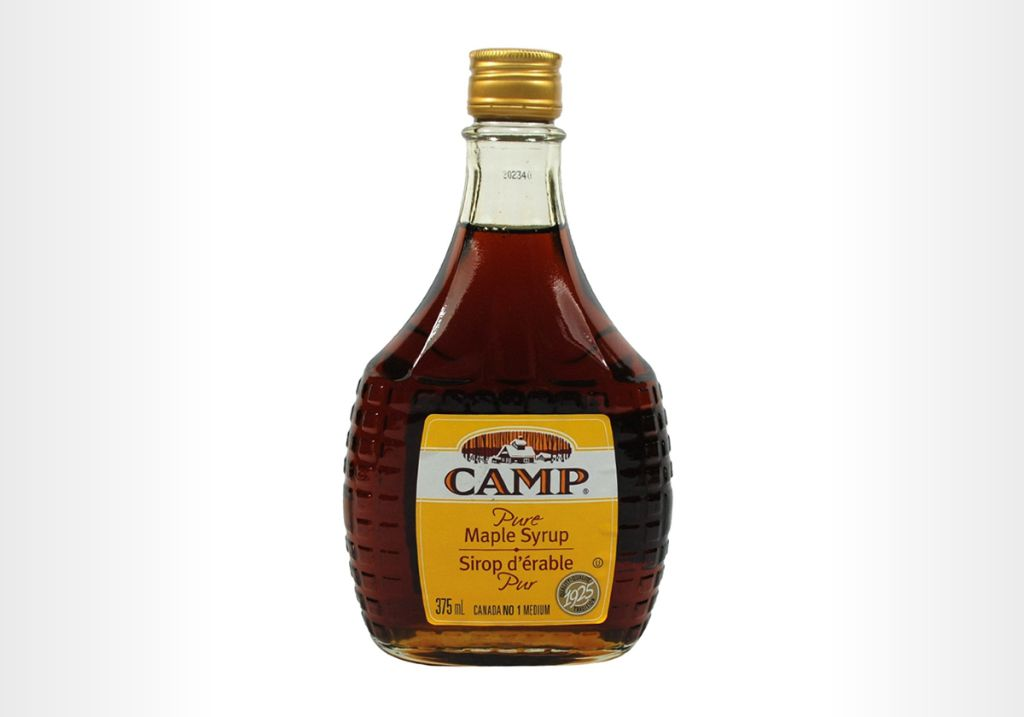 Camp 100% Pure Maple Syrup
