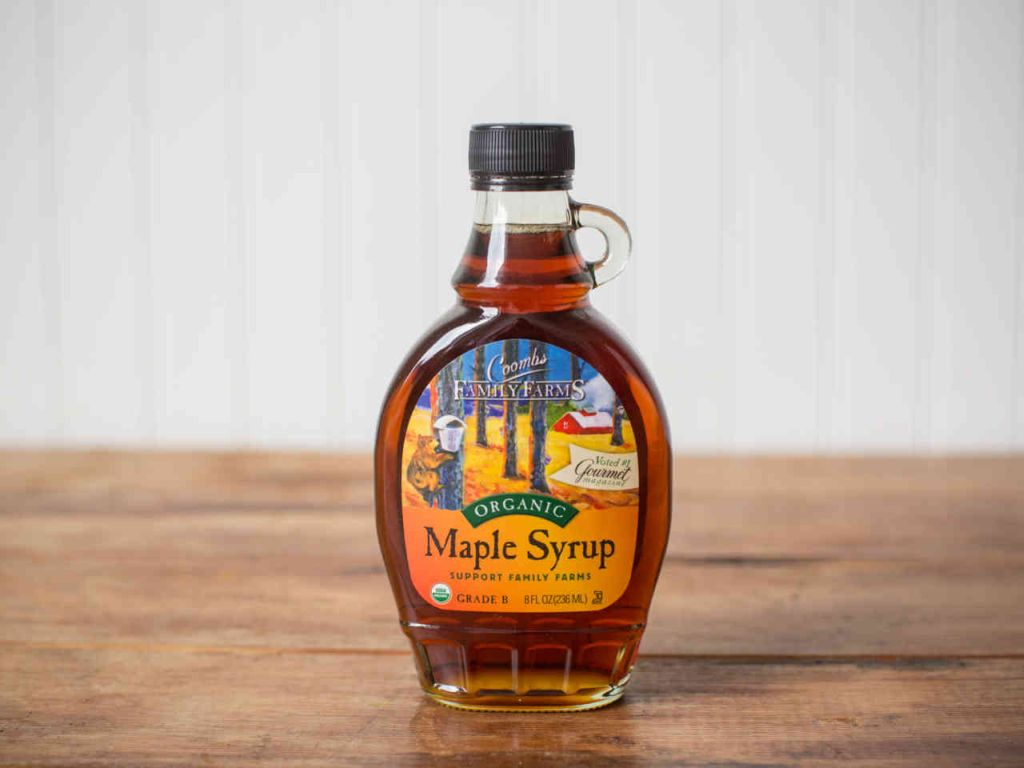 View In Gallery Coombs Family Organic Maple Syrup