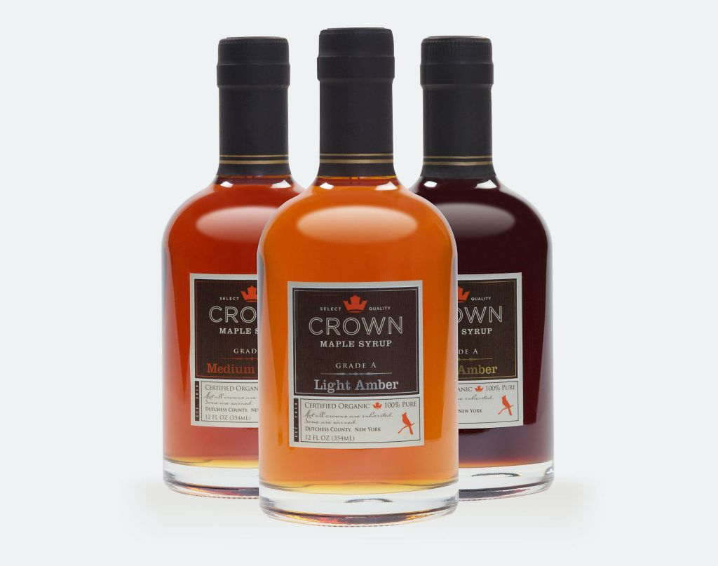 Crown Amber Maple Syrup