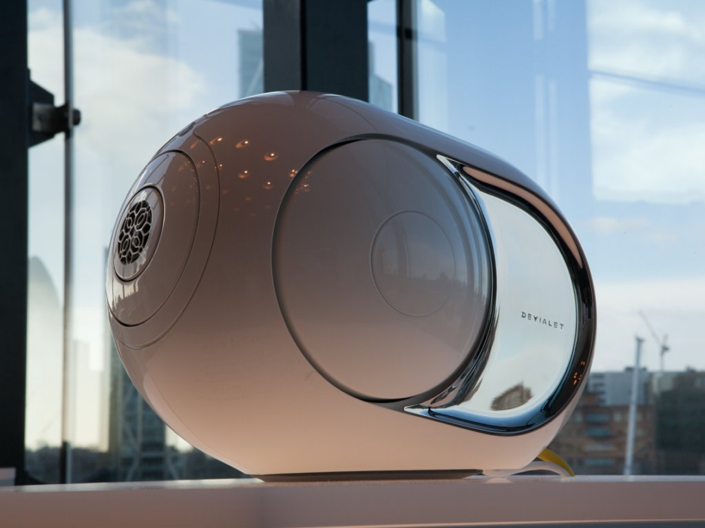 Devialet Phantom - high-end bluetooth speaker