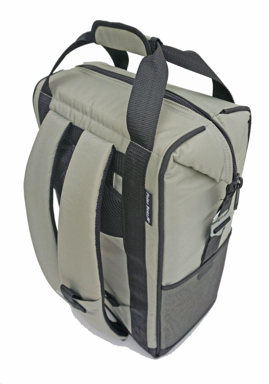 Eclipse Backpack Cooler – straps