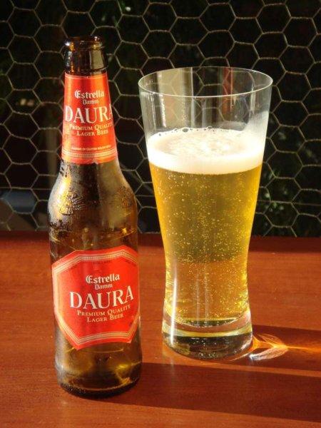 Estrella Damm Daura - gluten-free beer