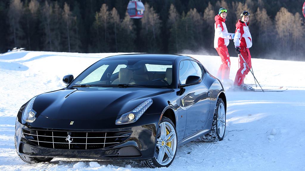 Ferrari FF – wagon