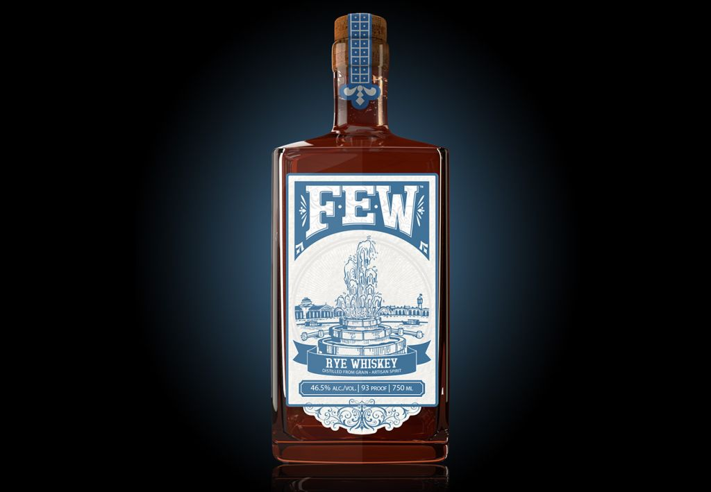 Few Spirits - Rye Whiskey