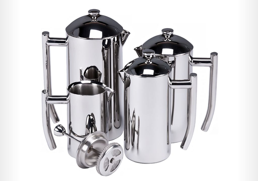 Frieling Polished 18-10 Stainless Steel French Press