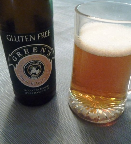 Greens Tripel Blond Ale - gluten-free beer