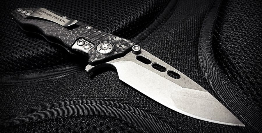 Guardian Tactical Helix - tactical knife