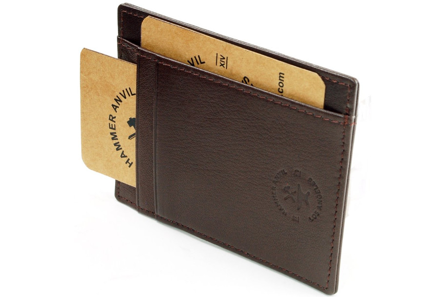 view in gallery hammer anvil money clip minimalist wallet 1 cash out the 17 best minimalist wallets - Best Card Holder Wallet