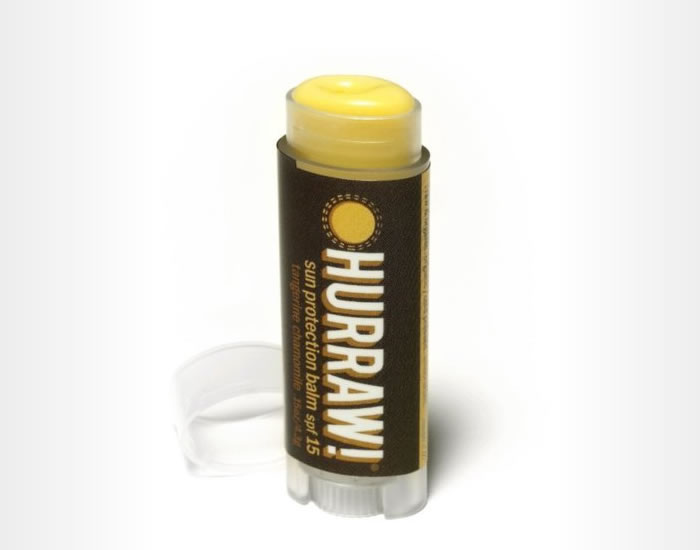 Hurraw Balm SPF 15 Sun - Men Lip Balm