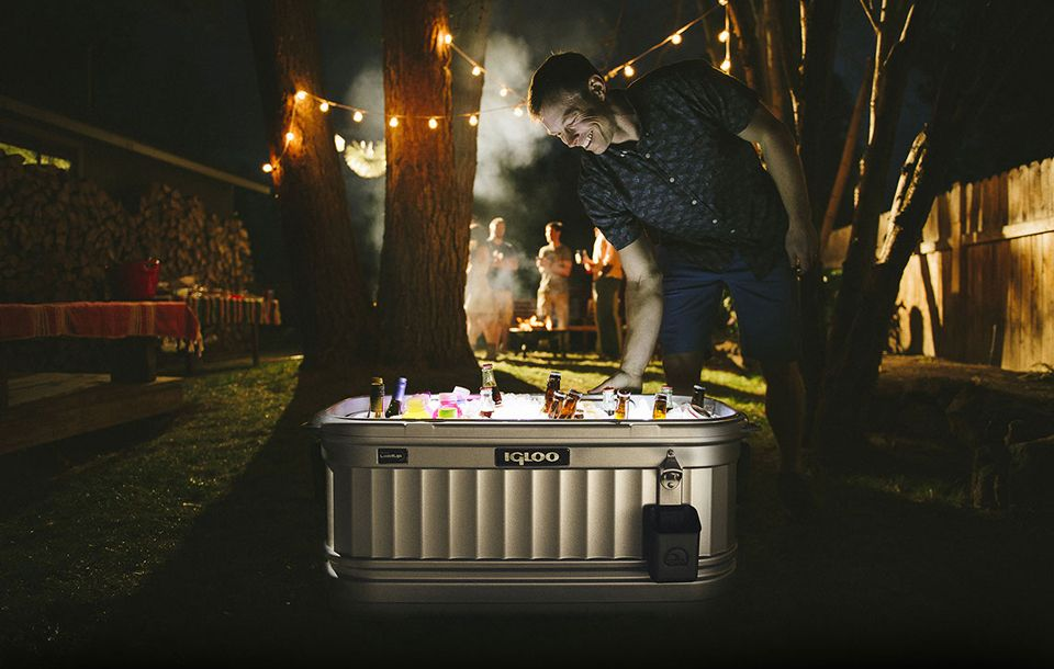 Igloo party bar Cold Storage: The 15 Best Camping Coolers