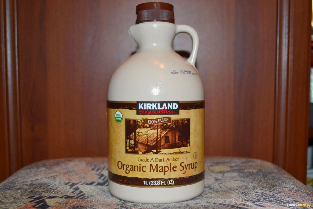 Kirkland Signature Maple Syrup
