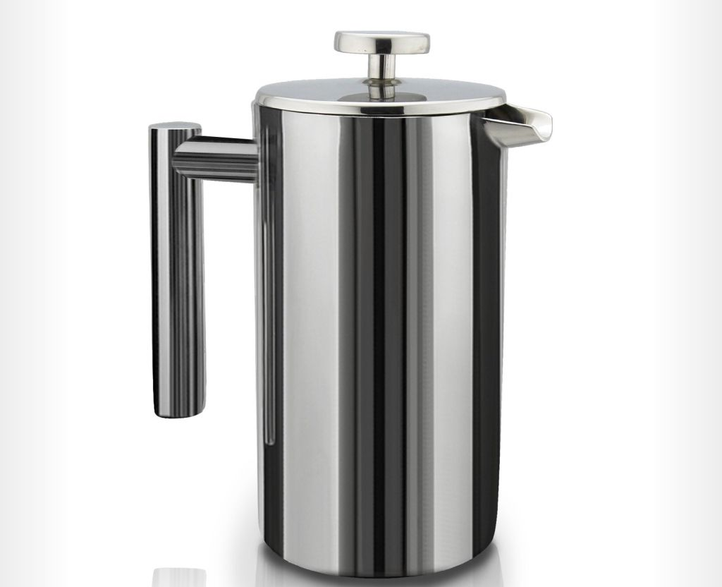 Kuissential Stainless Steel Cafetiere