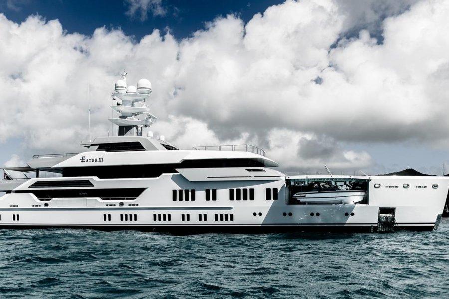 Lürssen Ester III - yacht