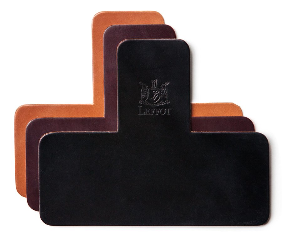 Leffot The Fold - minimalist wallet