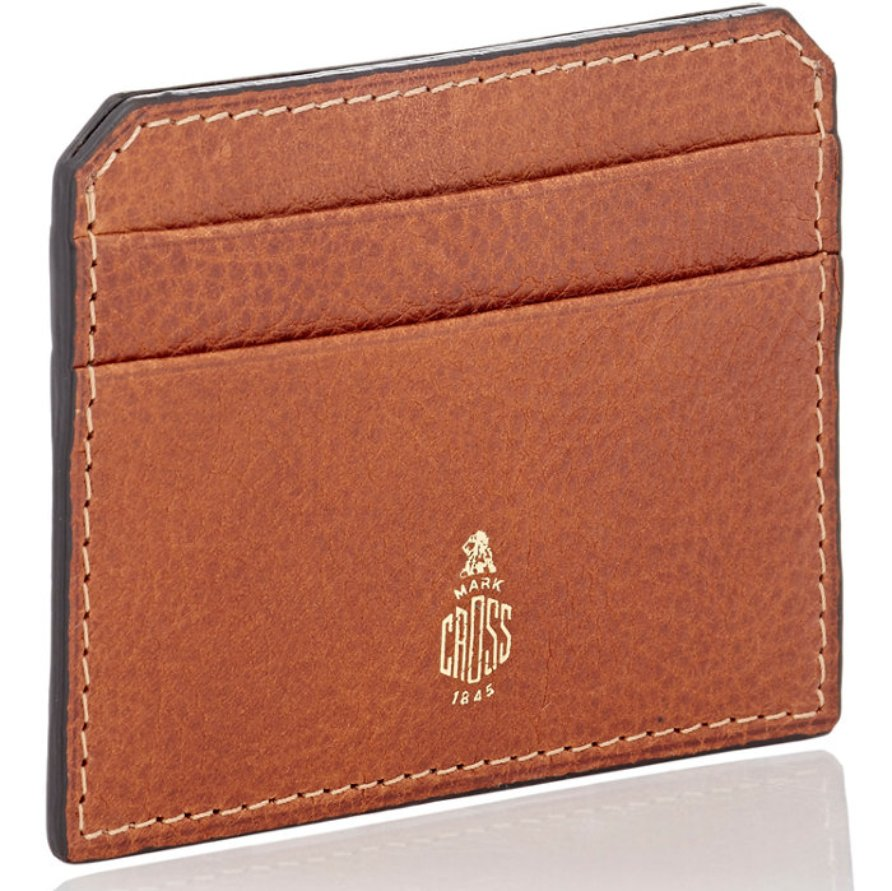 Mark Cross Card Case - minimalist wallet