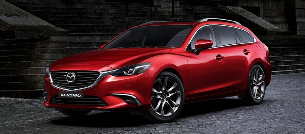 View In Gallery Mazda 6 Wagon 2016