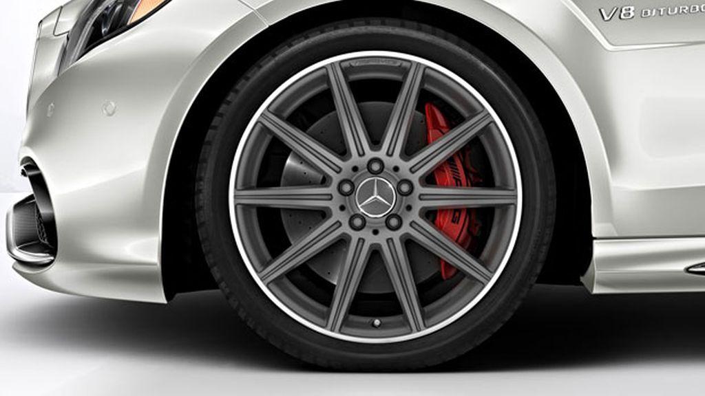 Mercedes E63S AMG WAGON