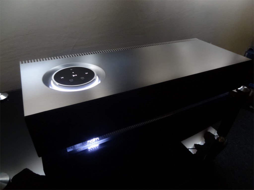 Mu-So by Naim Audio - high-end bluetooth speaker