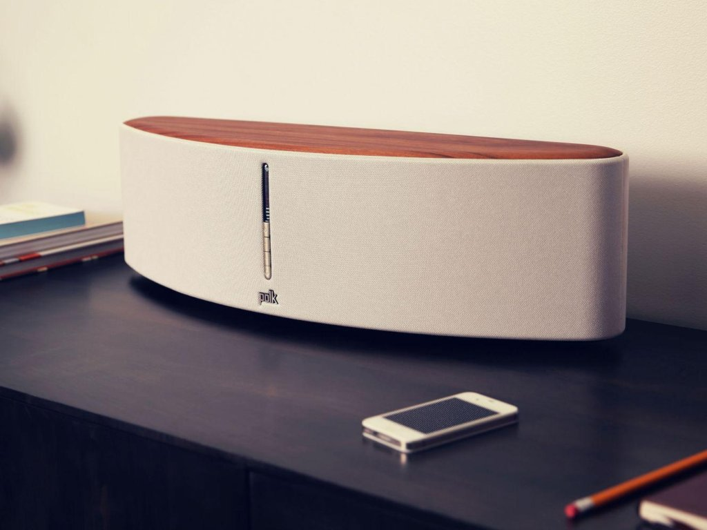 Polk Audio Woodbourne - high-end bluetooth speaker