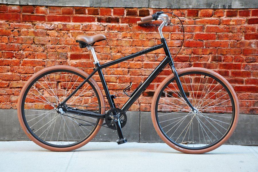 Priority Bicycles Diamond Frame - commuter bikes