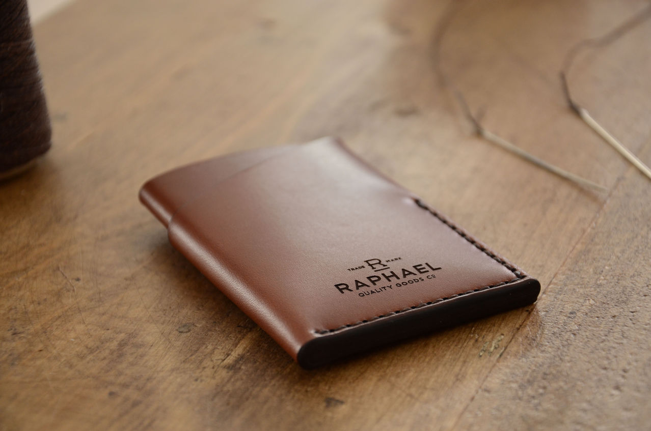 Raphael Quality Goods Co. Lean Essentials Wallet