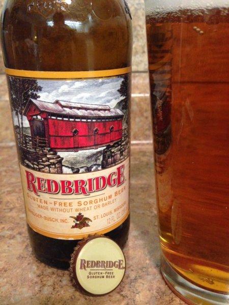 Redbridge Gluten-Free Sorghum Beer