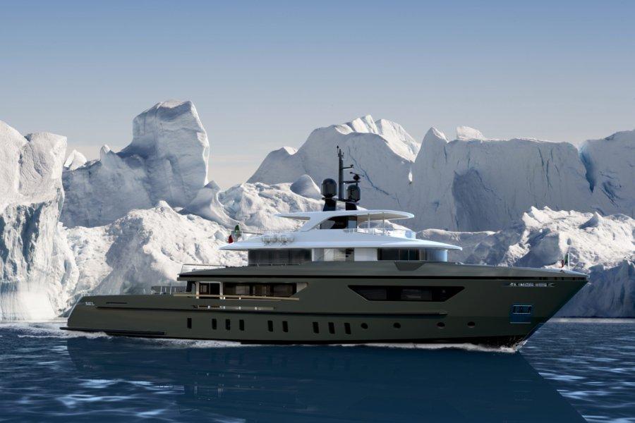 Sanlorenzo 460EXP - yacht