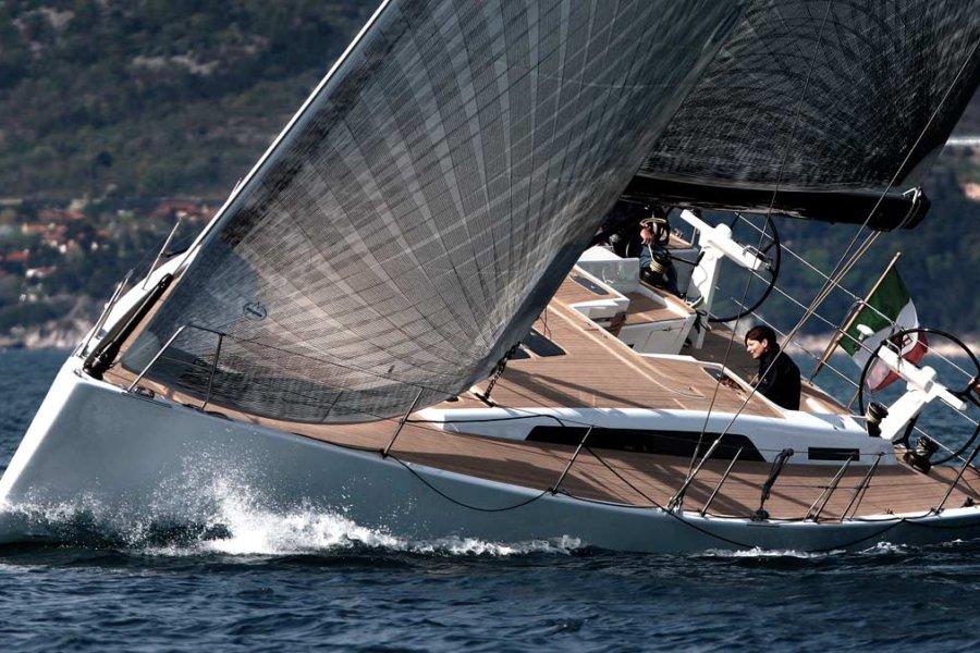 Solaris 50 - yacht