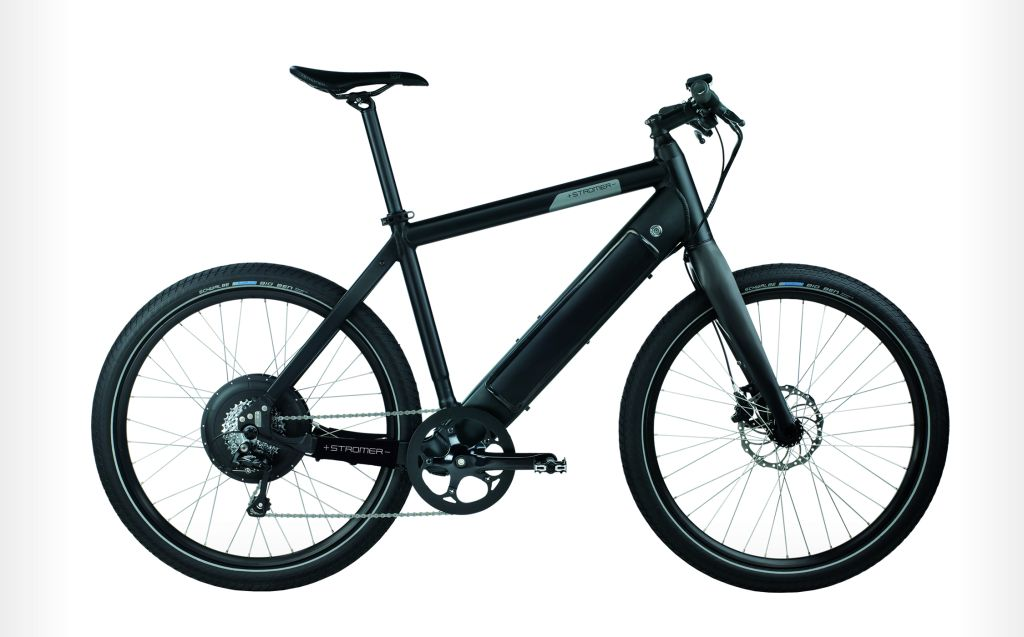 Stromer ST1 commuting bike
