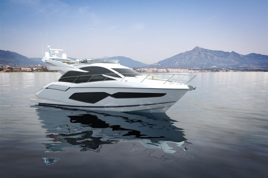 Sunseeker Manhattan 52 – yacht