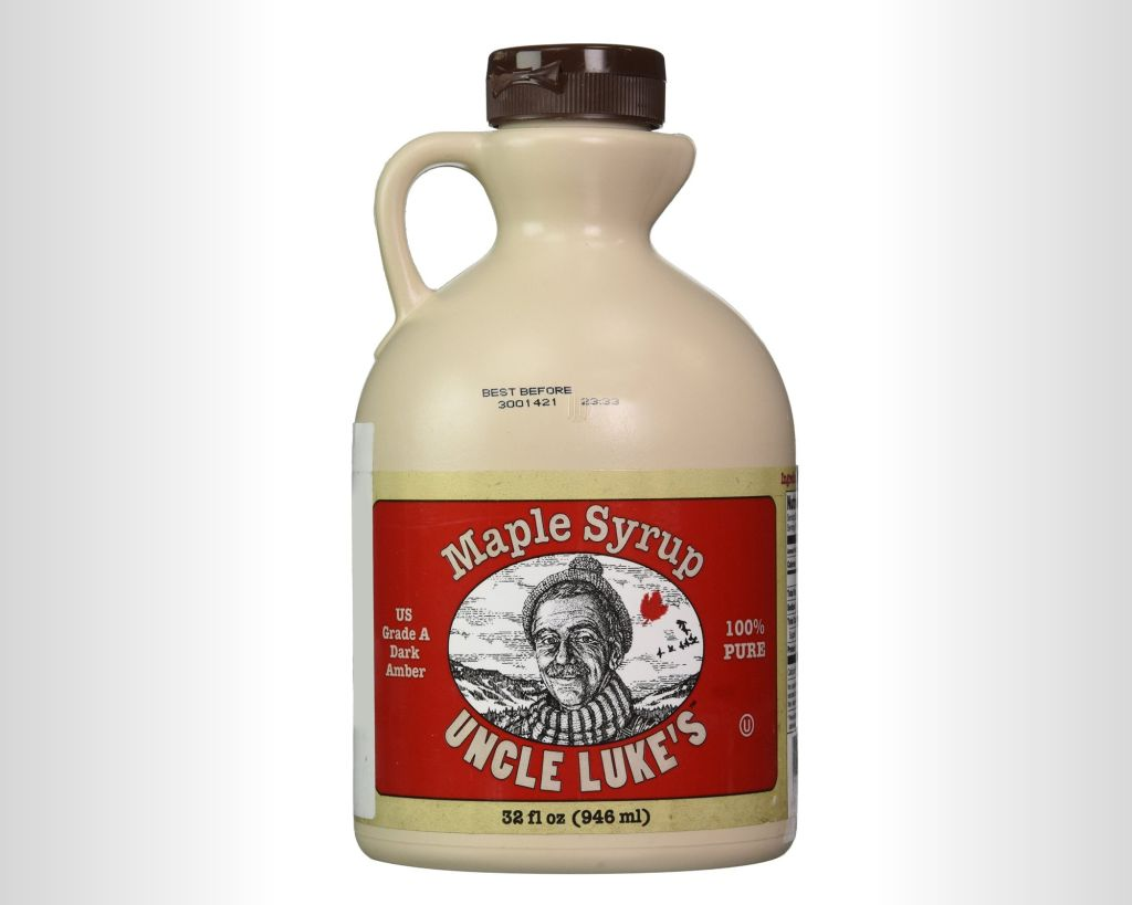 Uncle Luke's – Pure Maple Syrup
