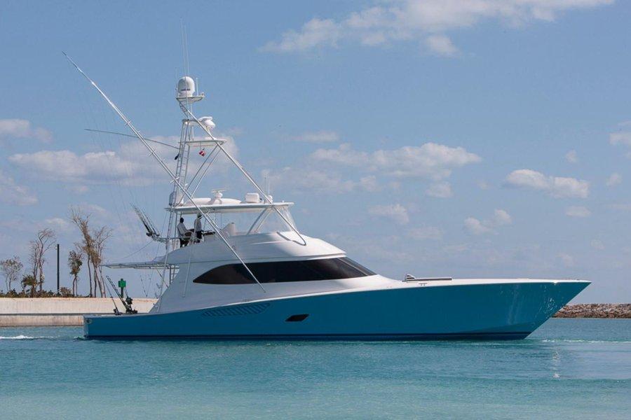 Viking 62 Convertible - yachts