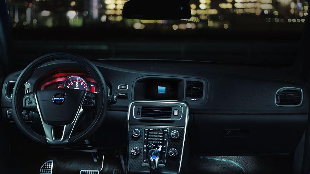 Volvo V60 Polestar – interior