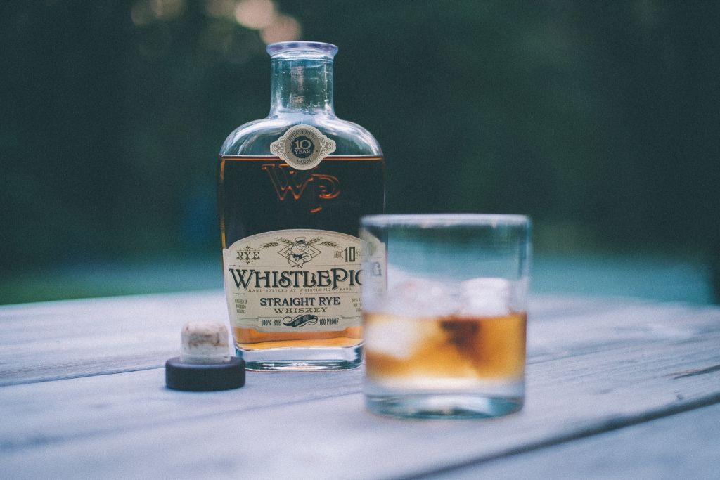 WhistlePig Straight Rye Whiskey Toast of the Town: 18 of the Best Rye Whiskey Brands