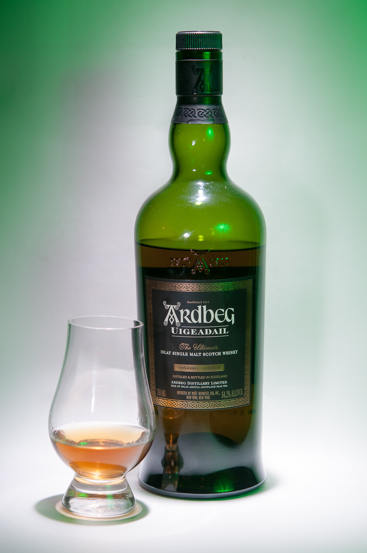 Ardbeg Uigeadail – single malt scotch