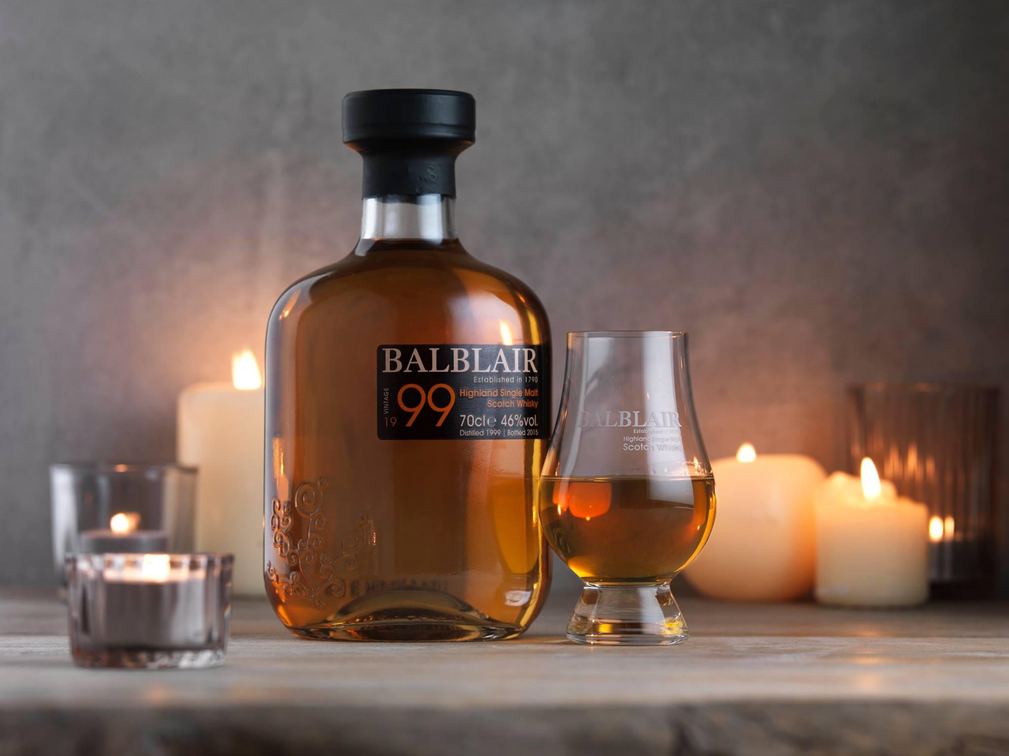 Balblair 1999 – single malt scotch