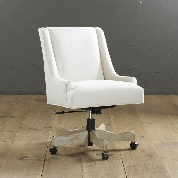 Top View In Gallery Ballard Designs Gramercy Office Chair With Furniture